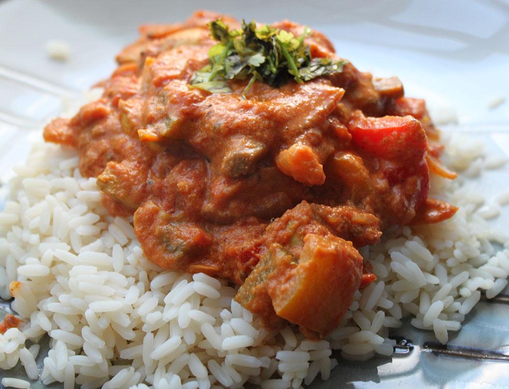 Kylling (hot) bildet lånt fra coffeemuffins.com