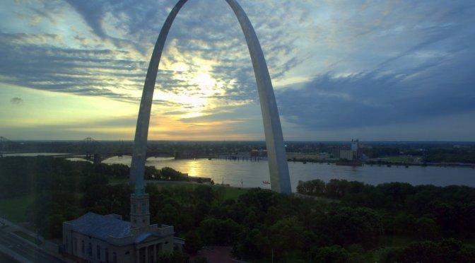 St. Louis Wandering
