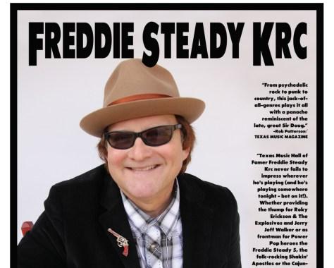 Freddie Steady Krc