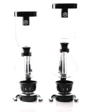 Siphon brewer