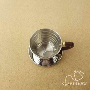 Stainless steel Kalita wave 155