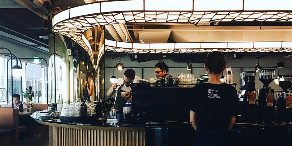 Common Man Coffee Roasters TTDI KL