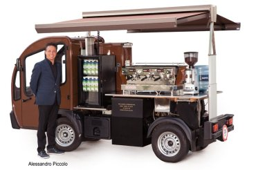 8 Designs of Mobile Cafe That Blow Your Mind
