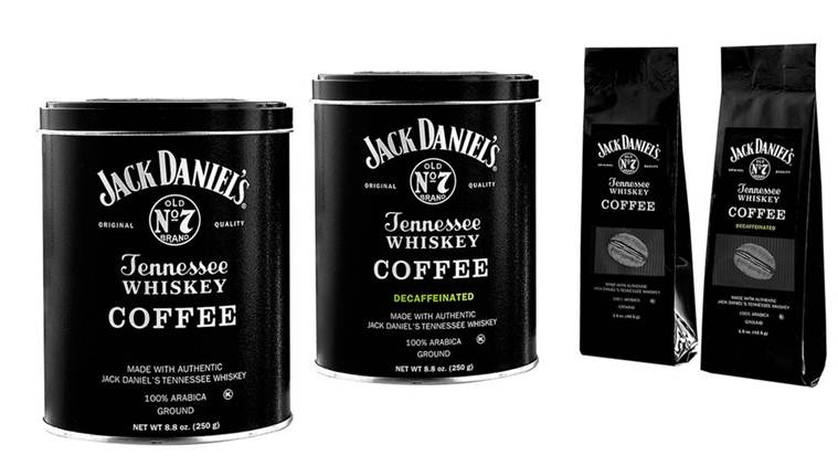 Rejoice! Jack Daniel's Tennessee Whiskey Coffee?