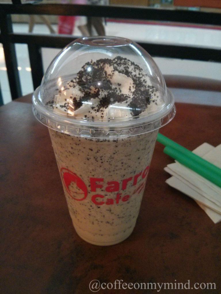 Farron Cafe Barack-O