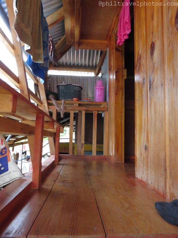 Buscalan homestay veranda