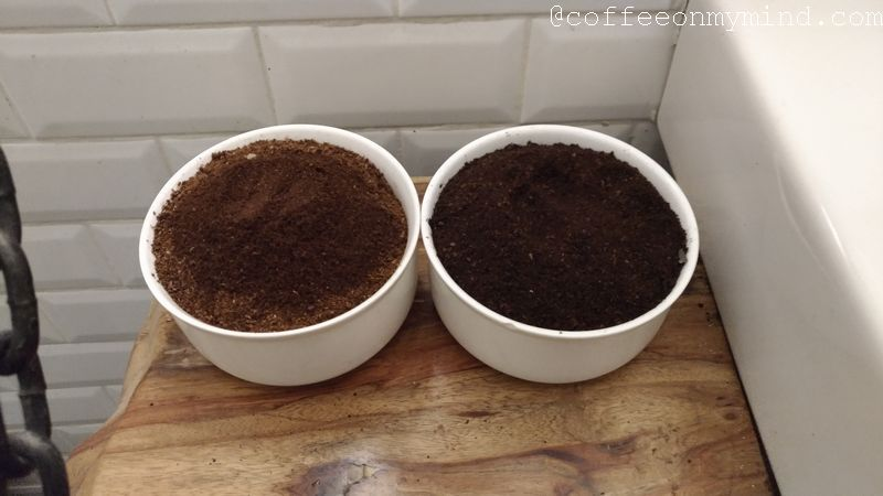 sgd coffee grounds