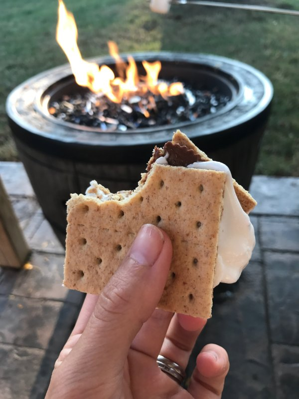 Smores Filling Ideas