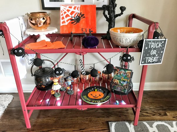 Simple Halloween Decor Ideas