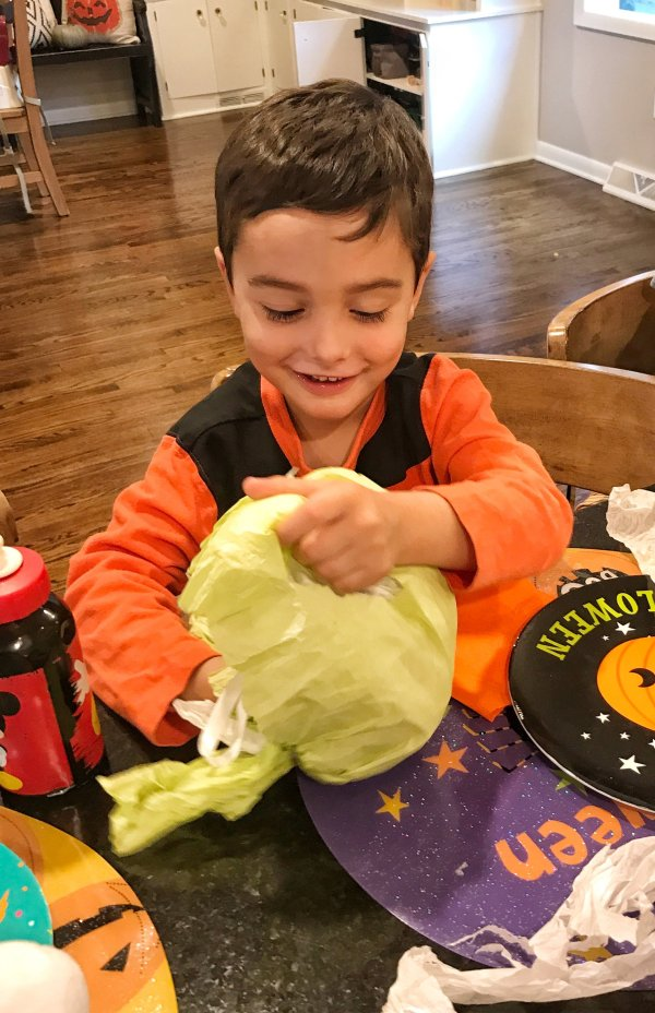 Family Friendly Halloween Party Ideas