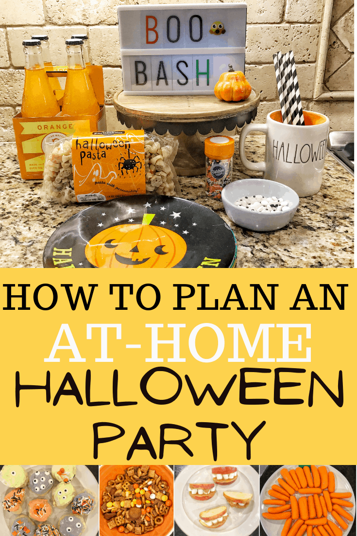 Halloween Party at home #2020 #ideas #food #fun