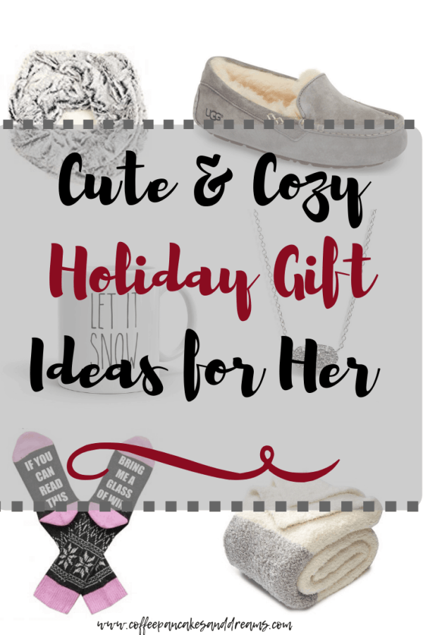 Christmas gift ideas for women #giftsforher #under100gifts #giftsformom