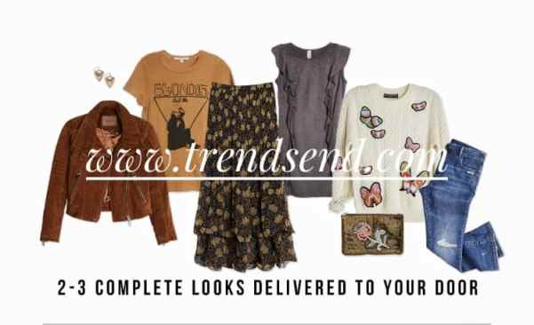 Clothing Subscription Box for Women