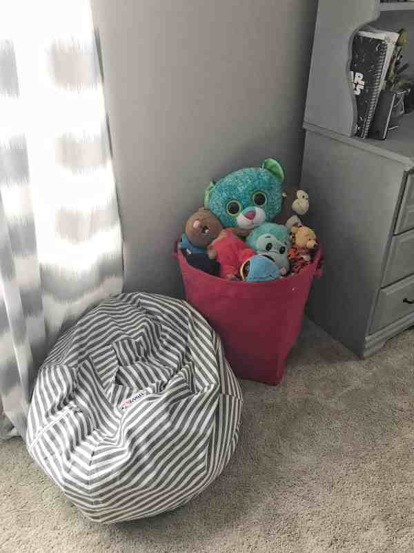 Simple Ideas for Organizing Kids Toys and Stuffed Animals