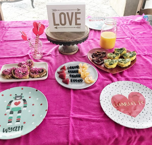 How to Plan a Valentine's Day Breakfast for Your Family