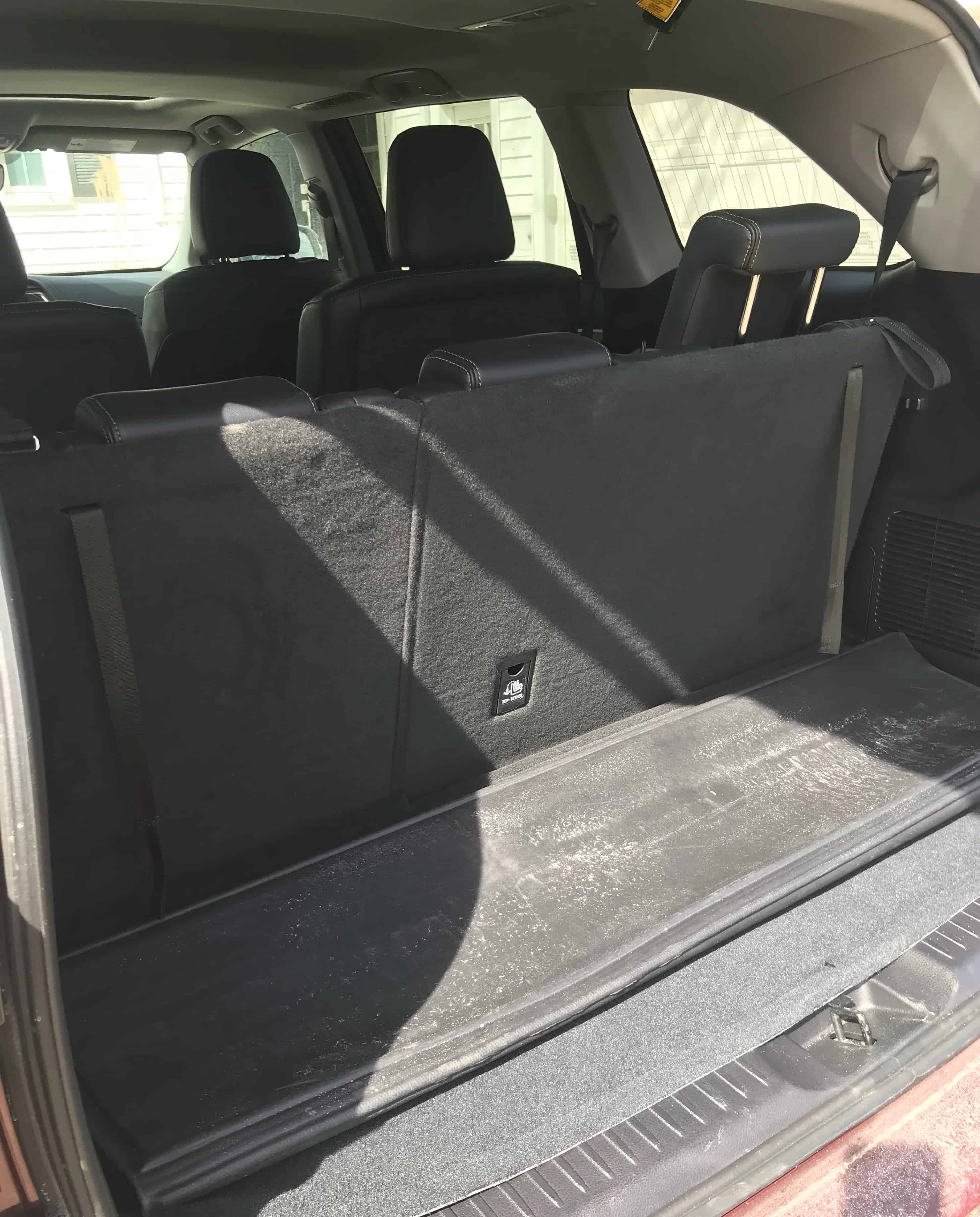 Things To Consider When Purchasing Family Car Trunk Space ...