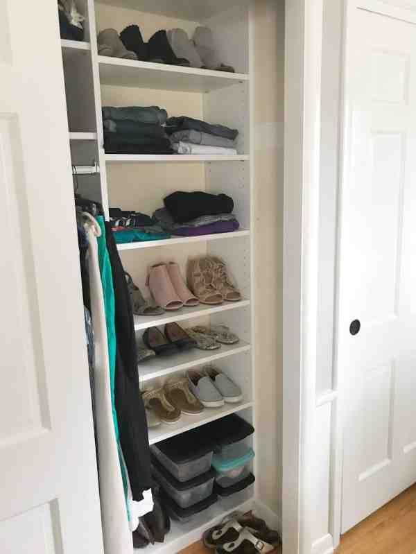 Minimize Your Wardrobe to Maximize Your Clothing Options