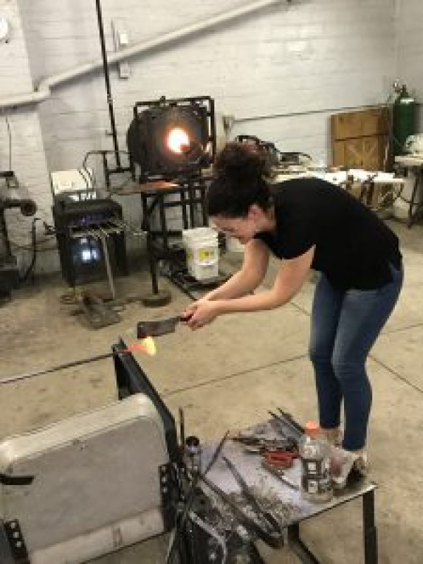 Glass Blowing Experience