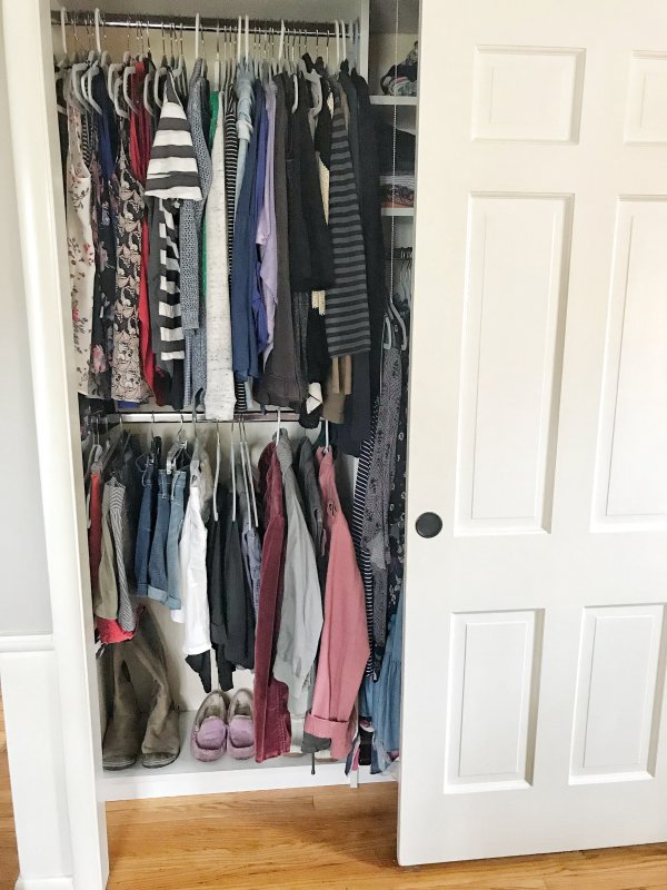 Tips for Organizing a Small Master Closet