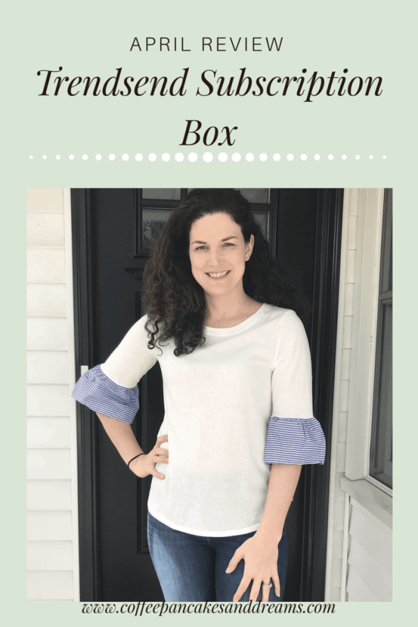 Best Subscription Box: April Trendsend Review