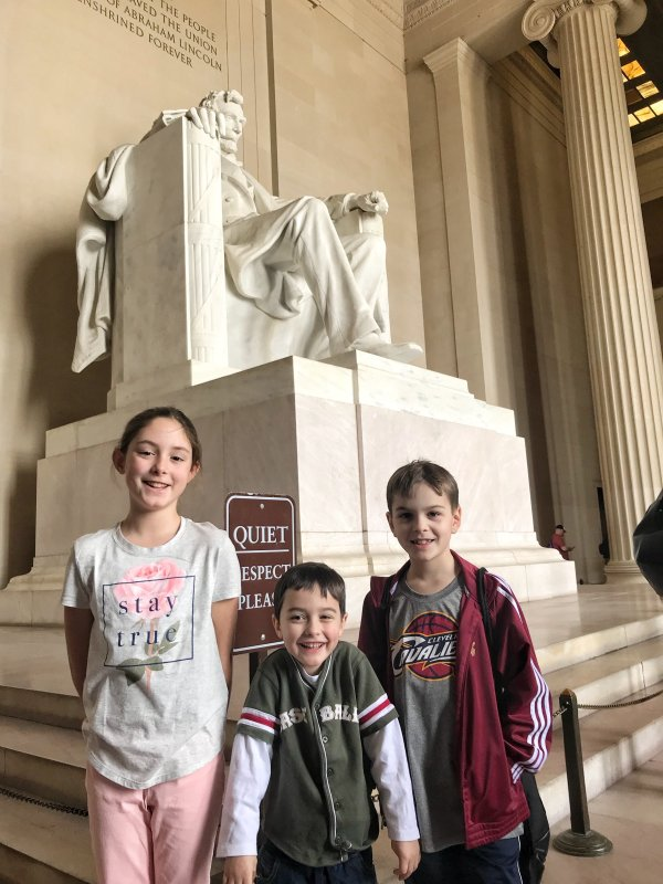 Kid Friendly DC attractions