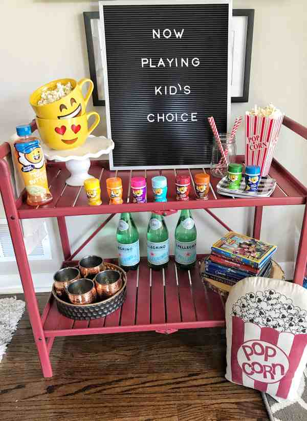 Ideas for a Fun Movie Night