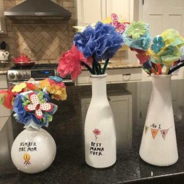 Rae Dunn Bud Vases