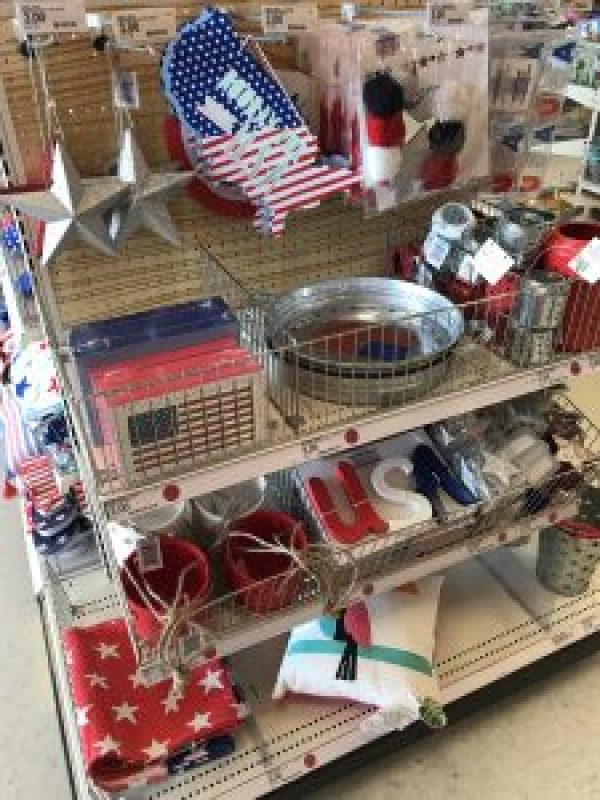 4th of July Decor at Target