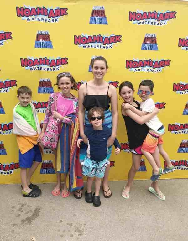 Noah's Ark Waterpark Fun
