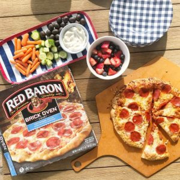 Summer Mom Hacks with Red Baron