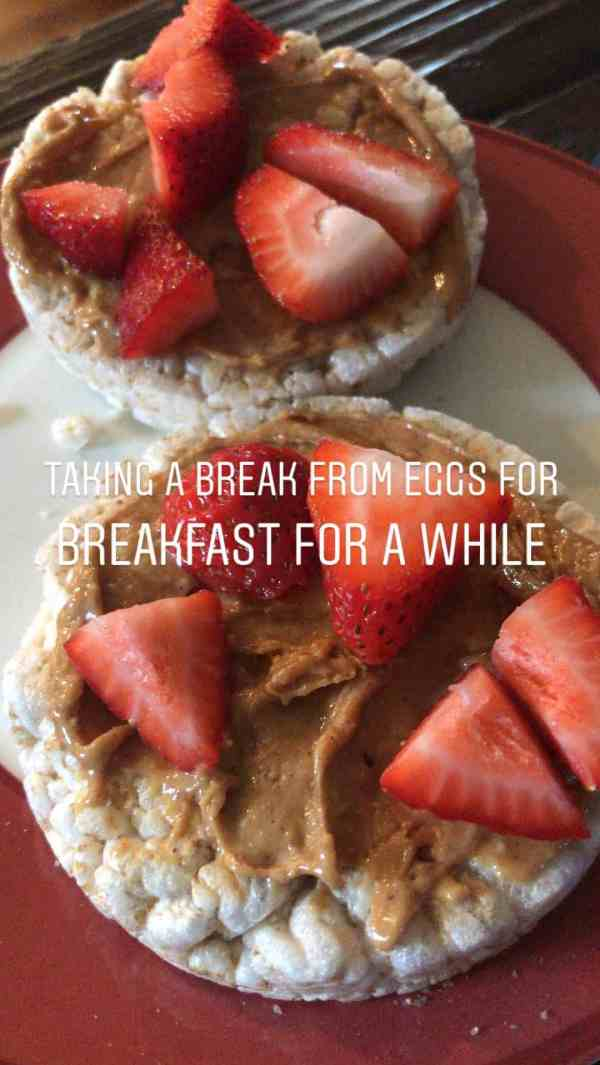 Easy Breakfast for moms
