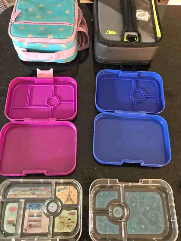 Easy Tips for Packing School Lunches #momhacks #bentobox #containers