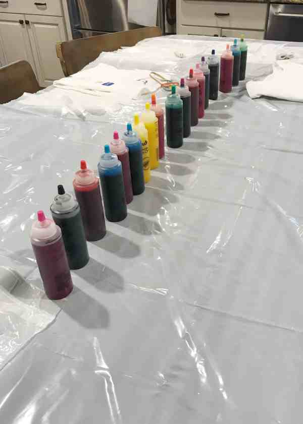How to Host a Tie Dye Party #kids #easy #ideas