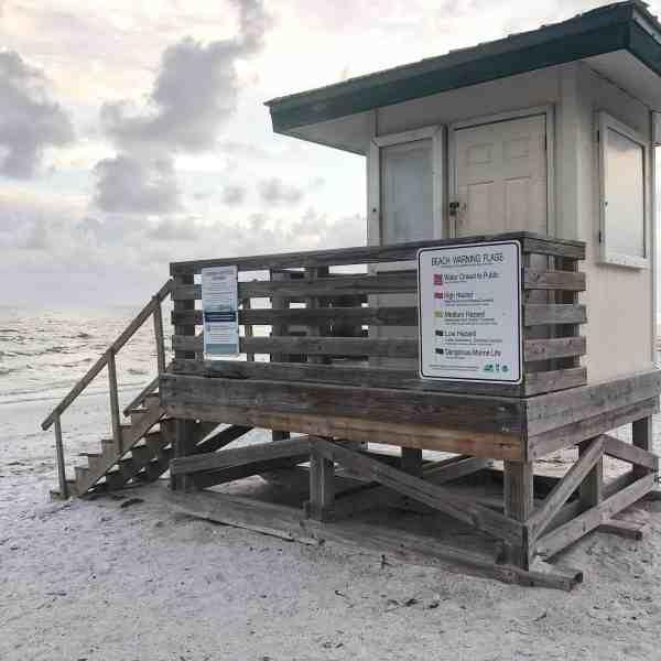 Sarasota Recap #redtide #beaches #couplestrip
