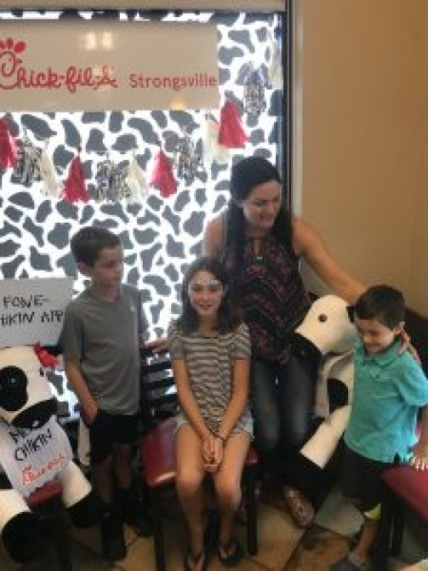 Family Friendly Events #chickfila #inexpensive #ideas