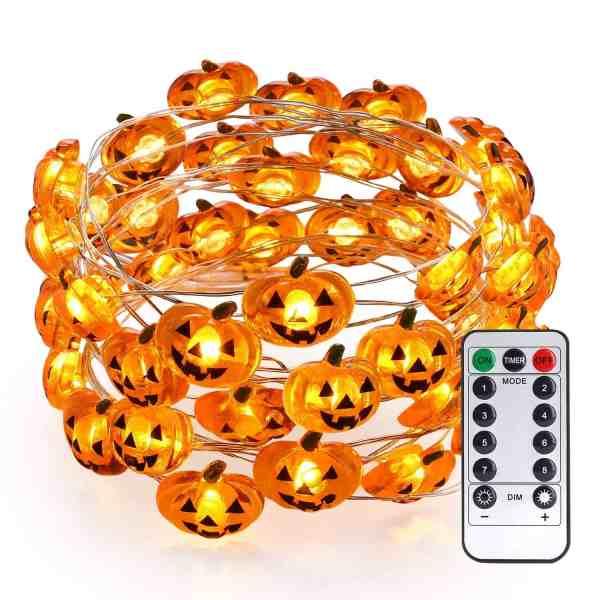 Inexpensive Ideas for Halloween decor #diy #ideas #halloweendecor