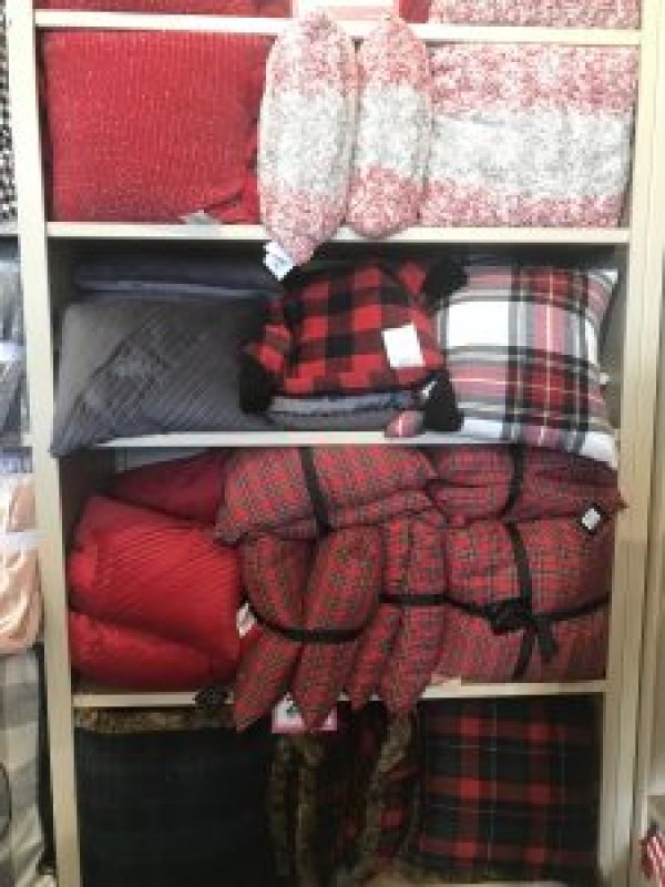 Christmas Plaid Pillows #christmasdecor #kirklands #decoratingideas