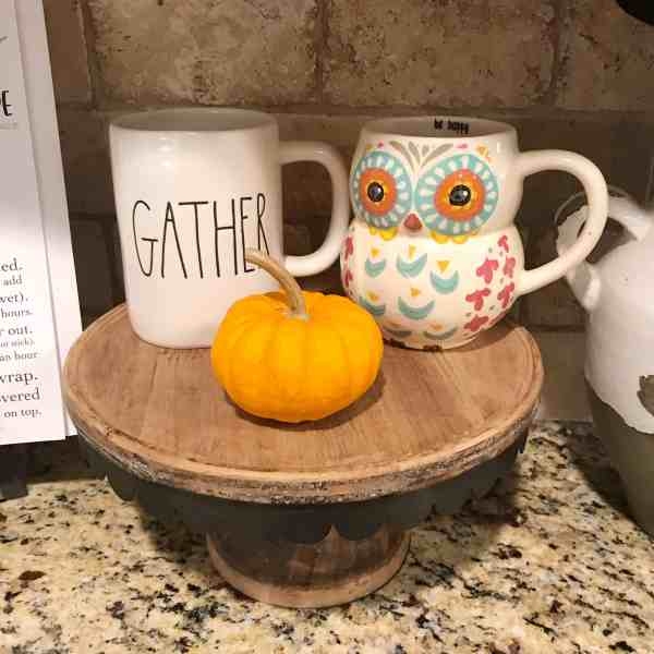 Thanksgiving Home Decor #kitchen #farmhouse #harvest