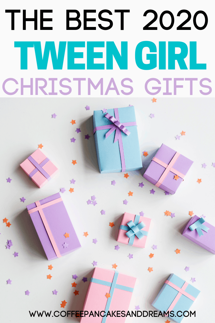 top gifts for tween girls 2020