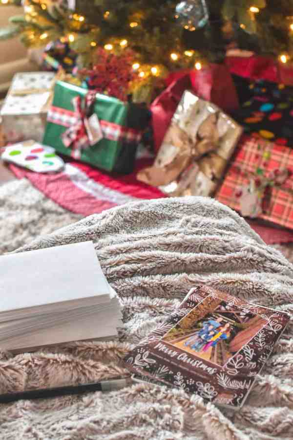 Best Deals on Holiday Cards #christmascards #inexpensive #deals