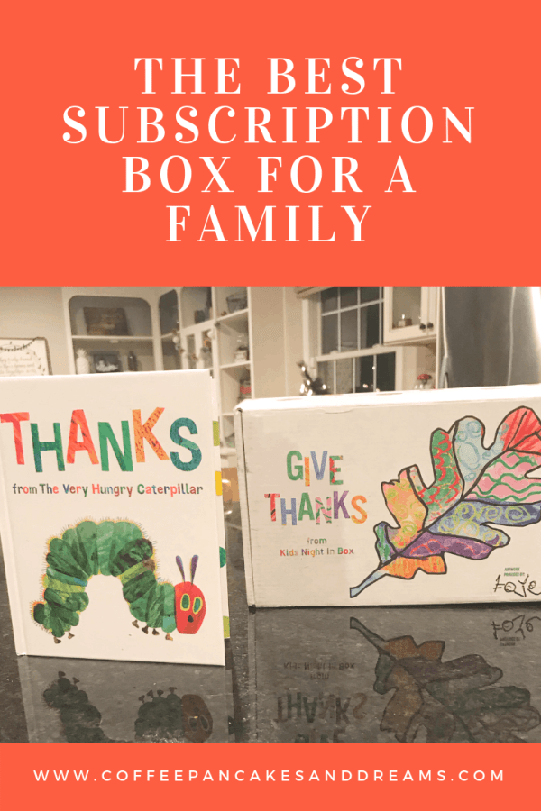 The Best Subscription box for families with kids #subscriptionboxes #kidsgiftideas #holidaygifts #family