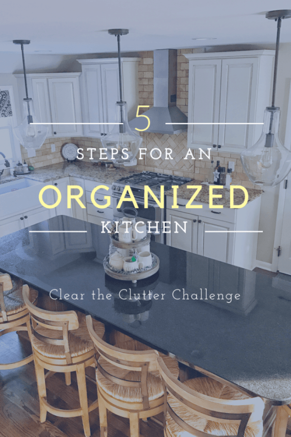 Tips for Kitchen Organization #diy #inexpensive #easy