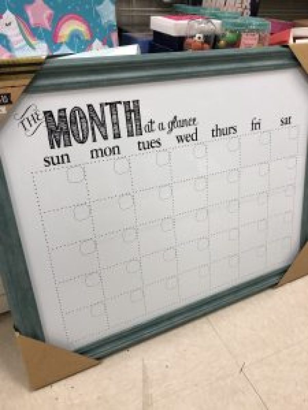 Inexpensive farmhouse calendars