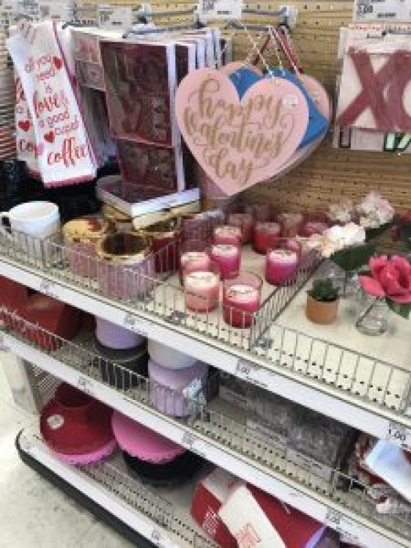 Valentine's Decor Finds at Target