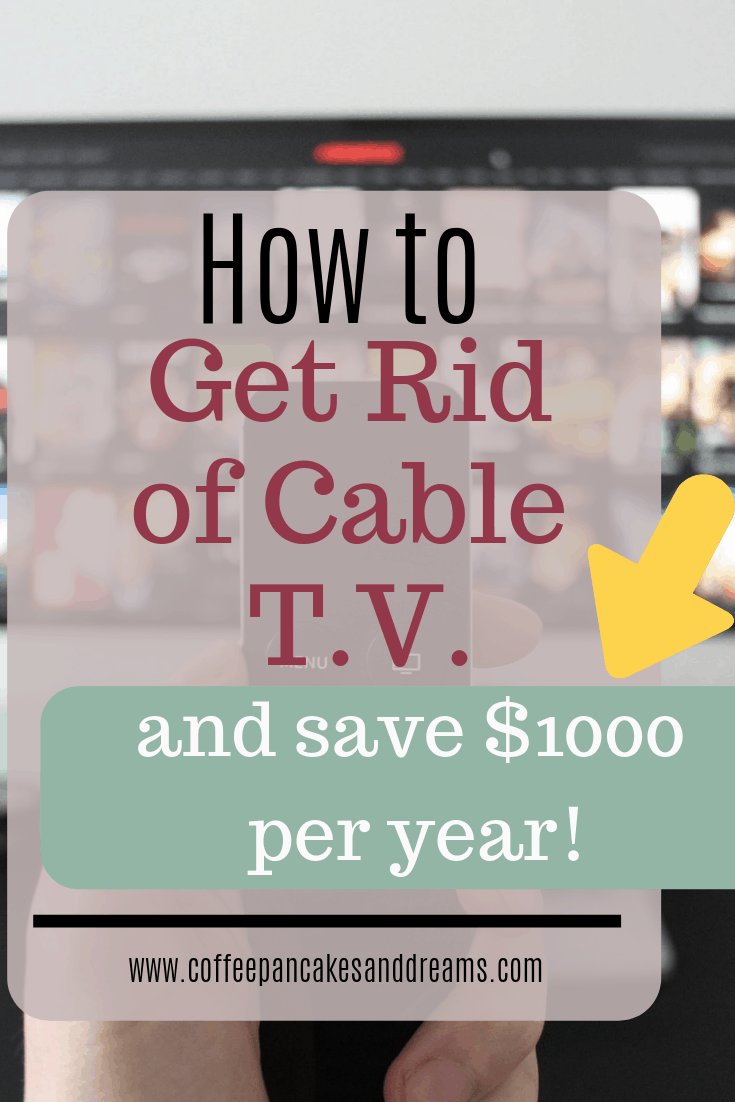 how to get rid of cable tv in 2019 #stepbystep #cablecord #diy