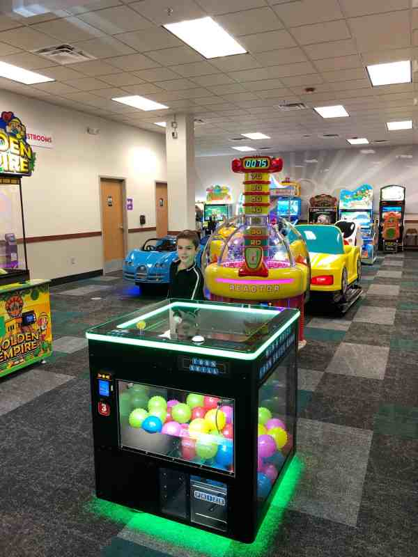 Chuck E. Cheese's Grand Reopening #sponsored #clevelandohio #newattractions