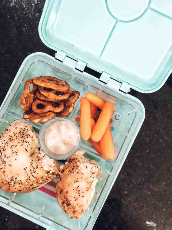 day in mom life bento stuck on you box