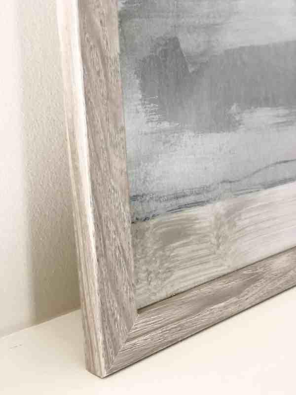 Inexpensive custom picture frames #art #etsy #framedpicture #homedecor #farmhousedecor