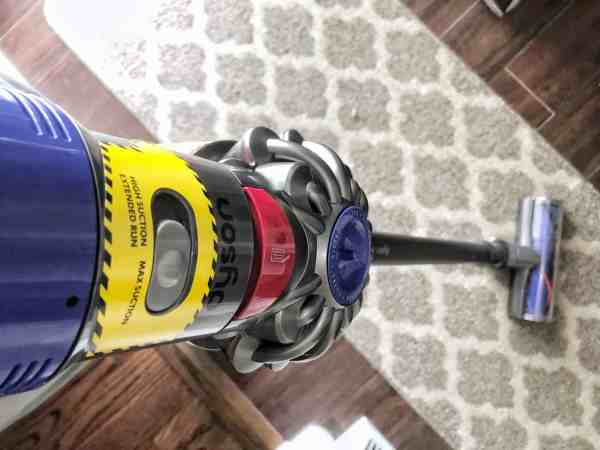 Review of Dyson Animal Stick vacuum #cleaningtools #cleaninghacks