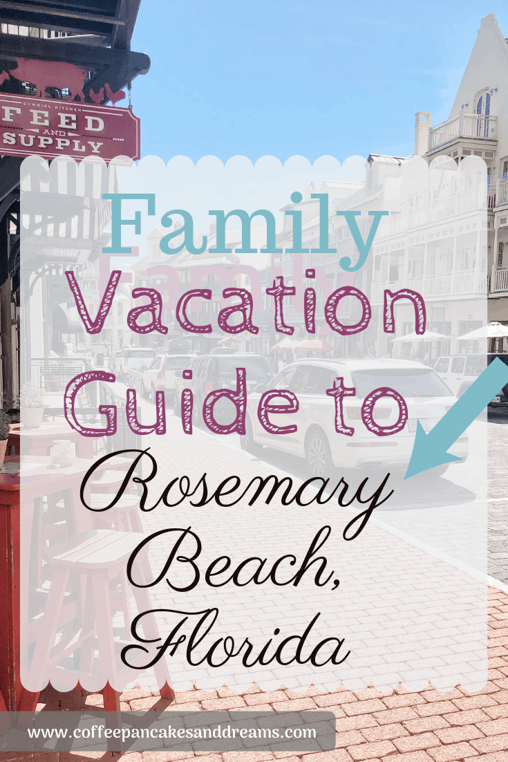 Everything you need to plan a trip to Rosemary Beach Florida #30a #inletbeaches #kidfriendly #attractions